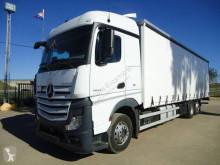 Camion rideaux coulissants (plsc) Mercedes Actros 2545