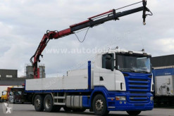 Scania flatbed truck R 500