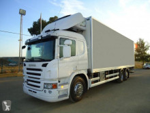 Camion Scania frigo occasion