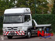 Mercedes flatbed truck Atego 1328