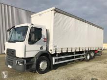 Camion rideaux coulissants (plsc) Renault Gamme D WIDE