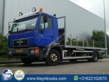 MAN L2000 12.224 truck used flatbed