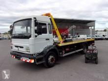 Camión de asistencia en ctra Renault Midliner 150