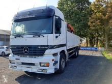 Camión caja abierta Mercedes Actros 2543
