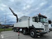 Camión caja abierta estándar Scania P 380