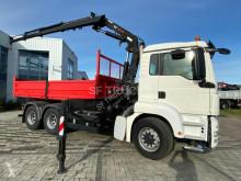 Camión MAN TGS 26.440 volquete usado