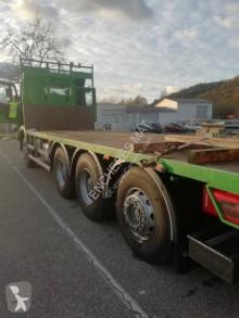Camión caja abierta Mercedes Arocs