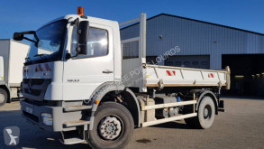 Mercedes three-way side tipper truck Axor 1833