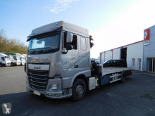 Camion DAF XF105 410 plateau standard occasion