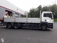 Camion MAN TGS 26.400 plateau ridelles occasion