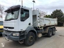 Camión volquete volquete bilateral Renault Kerax 420 DCI