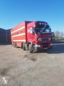Renault cattle truck Premium Lander 460.32