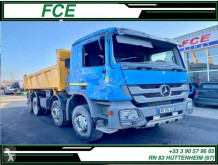 Mercedes two-way side tipper truck Actros