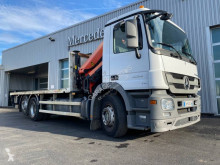 Camion Mercedes Actros 2536 NL plateau occasion