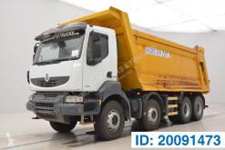 Camión volquete Renault Kerax 520 DXI