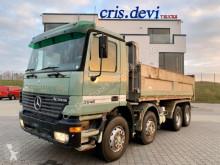 Mercedes Actros 3246 8x4 Zweiseitenkipper Bordmatik Retar truck used tipper