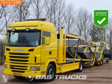 Scania car carrier trailer truck G 420