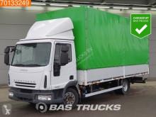 Lastbil flexibla skjutbara sidoväggar Iveco Eurocargo