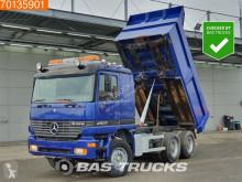 Kamión Mercedes Actros 2657 korba ojazdený