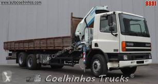 Camión volquete DAF CF75 320