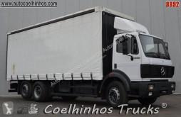Mercedes SK 2534 truck used tautliner
