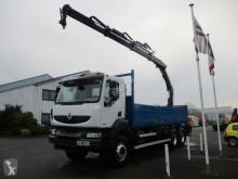 Renault Kerax 380 DXI truck used standard flatbed