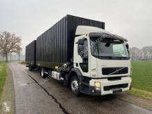 Volvo trailer truck used BDF