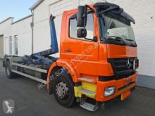 Camion polybenne Mercedes Axor 1833 L / 4x2 1833 L / 48 mit Meiller Abrollkipper RK 14.60