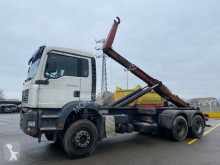 MAN TGA 33.410 truck used hook arm system