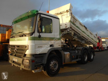 Camion Mercedes Actros 3341 bi-benne occasion