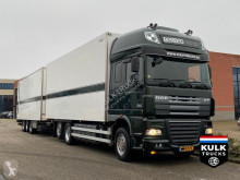 DAF XF trailer truck used mono temperature refrigerated