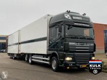 Vrachtwagen met aanhanger koelwagen mono temperatuur DAF XF