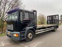 Camión portacoches MAN Oprijwagen Met Elektrish Hydraulische Ramp