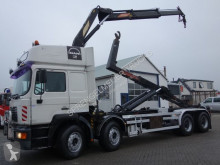 MAN 35.463 truck used hook arm system