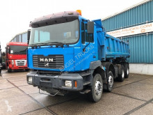 Camión volquete MAN 35.414DF FULL STEEL KIPPER (EURO 2 / ZF16 MANUAL GEARBOX / FULL STEEL SUSPENSION / RETARDER)