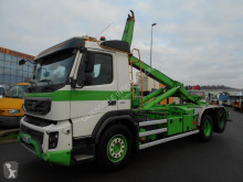 Camión Gancho portacontenedor Volvo FMX 450