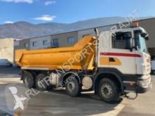 Scania R 420 truck used construction dump