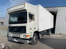 Volvo F12 380 truck used mono temperature refrigerated