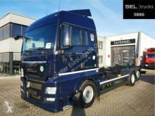 Camión chasis MAN TGX 26.480 6x2-2 LL / Intarder / German