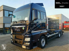 MAN TGX 26.480 6x2-2 LL / Intarder / German truck used chassis