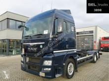 MAN TGX 26.480 6x2-2 LL / Intarder / German truck used chassis
