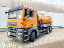 MAN TGA 26.350 6x2-4 BL 26.350 6x2-4 BL, Lenk-/Liftachse, Kroll Saug-/Spülwagen ca. 13m³ camion hydrocureur occasion