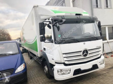 Camião Mercedes Atego 816 L 4x2 816 L 4x2 mit LBW BÄR furgão usado