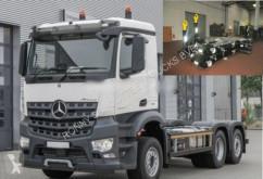Camion polybenne Mercedes Arocs 2543 L 6x2 2543 L 6x2 mit Lenkachse, ADR