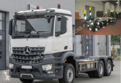 Mercedes Arocs 2543 L 6x2 2543 L 6x2 mit Lenkachse, ADR truck new hook arm system