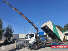 Mercedes 2024 truck used scrap dumper