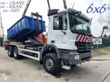 Mercedes Actros 3341 truck used hook arm system
