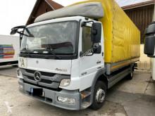 Camion savoyarde Mercedes Atego 1218L Pritsche/Plane