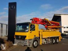 Camion Mercedes Actros 2636 6x4 Schwing S 31 HT BR03 Teleskop pompe à béton occasion