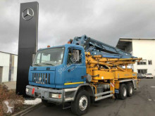 Camion Iveco Astra HD7 64.34 Betonpumpe Mecbo 37m 2x Funk betoniera autopompă de beton second-hand
